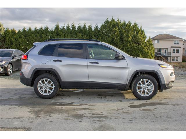 2018 Jeep Cherokee Sport (Stk: J517553) in Abbotsford - Image 8 of 25