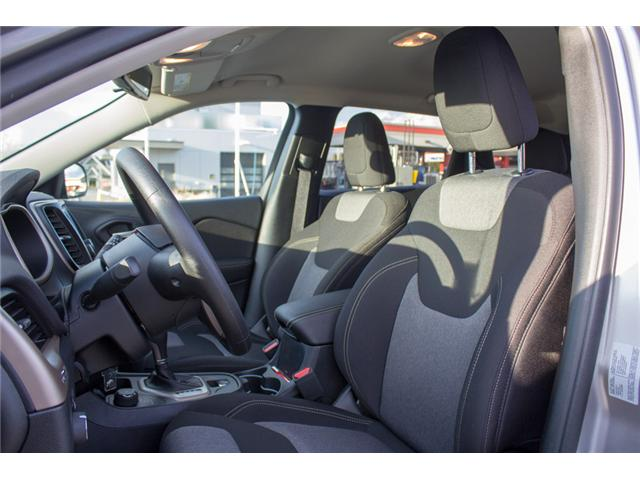 2018 Jeep Cherokee Sport (Stk: J517553) in Abbotsford - Image 11 of 25