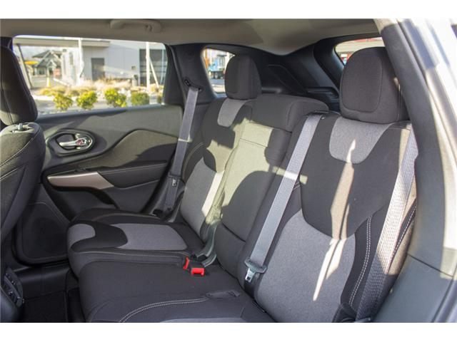 2018 Jeep Cherokee Sport (Stk: J517553) in Abbotsford - Image 13 of 25