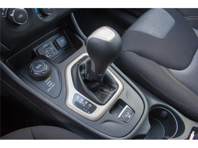 2018 Jeep Cherokee Sport (Stk: J517553) in Abbotsford - Image 23 of 25