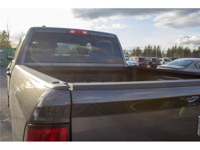 2018 RAM 1500 ST (Stk: J215768) in Abbotsford - Image 11 of 28