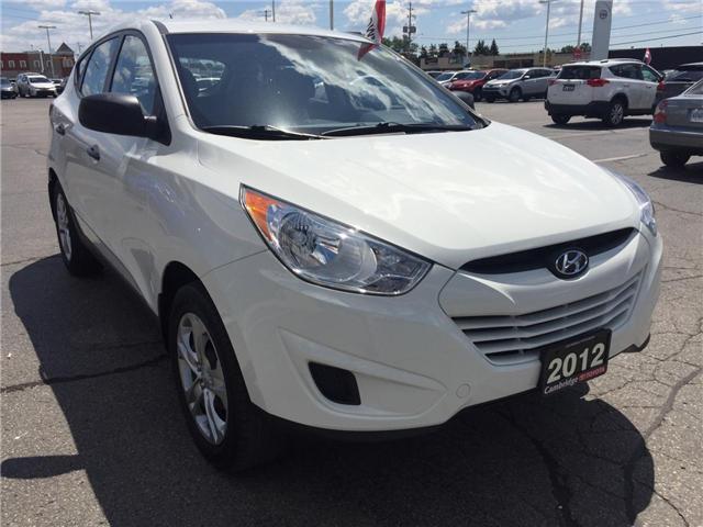 2012 Hyundai Tucson L (Stk: 1708202) in Cambridge - Image 4 of 11