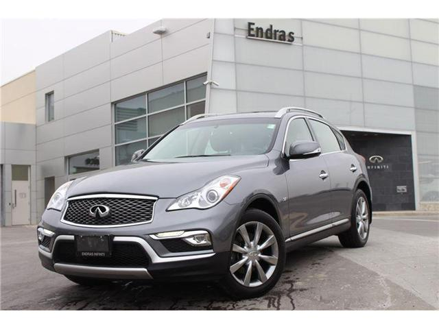 2017 Infiniti QX50 Base (Stk: 50365) in Ajax - Image 1 of 17