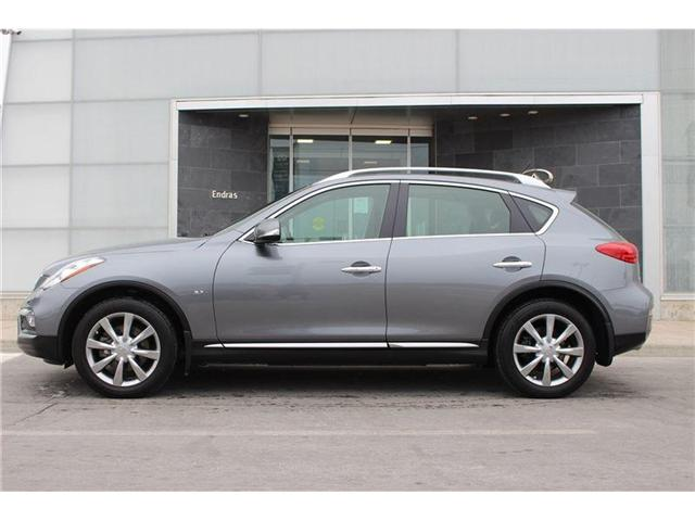 2017 Infiniti QX50 Base (Stk: 50365) in Ajax - Image 4 of 17
