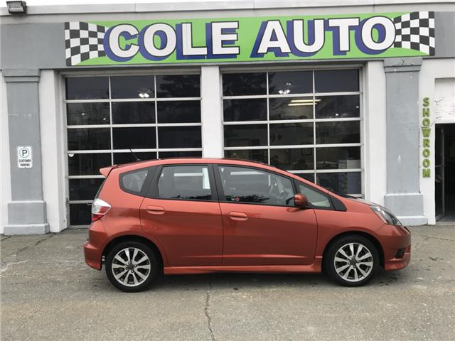 2013 Honda Fit Sport (Stk: A976) in Liverpool - Image 1 of 12