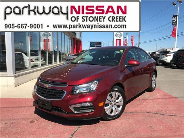 2016 Chevrolet Cruze Limited 1LT (Stk: N1246) in Hamilton - Image 1 of 17
