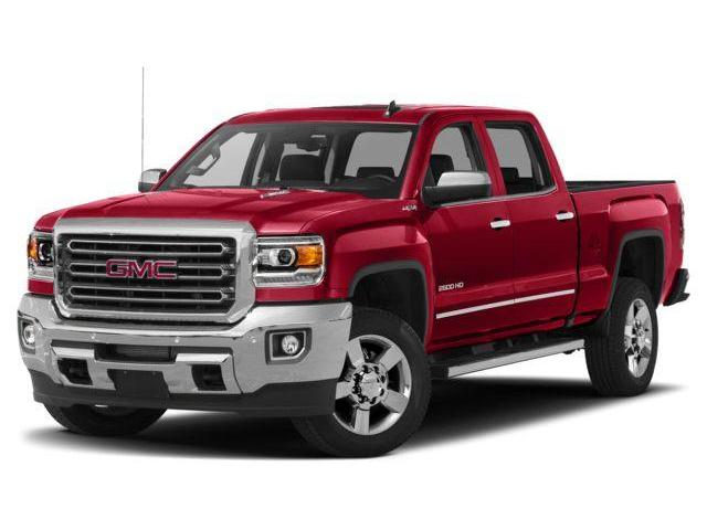 2018 GMC Sierra 2500HD SLT (Stk: G8K090) in Mississauga - Image 1 of 9