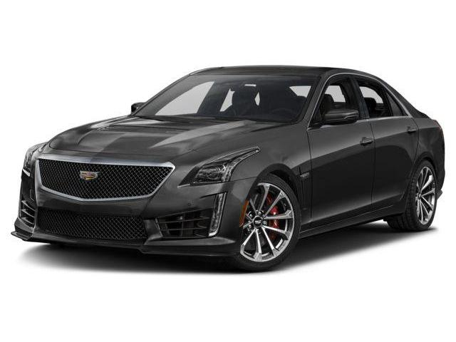 2018 Cadillac CTS-V Base (Stk: K8T009) in Mississauga - Image 1 of 9