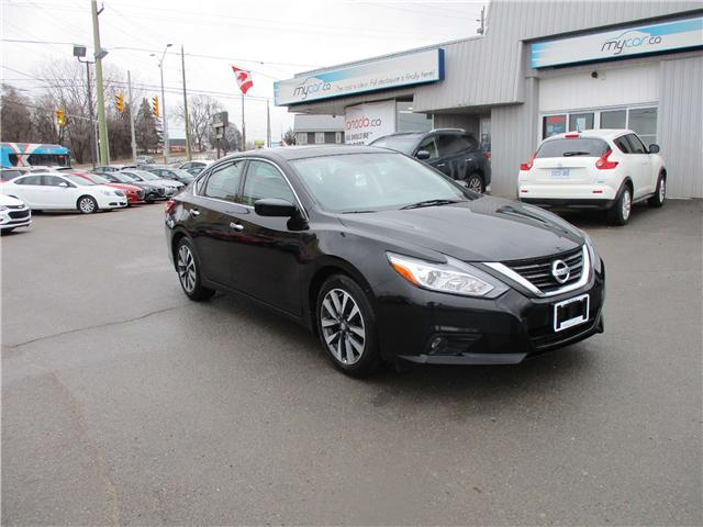 2017 Nissan Altima 2.5 SV (Stk: 180341) in North Bay - Image 1 of 13