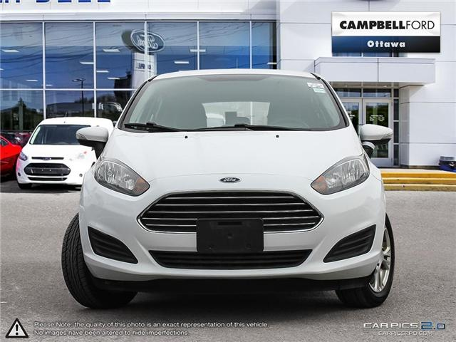 2016 Ford Fiesta SE AUTO-AIR-POWER GROUP-GREAT BUY (Stk: 939620) in Ottawa - Image 2 of 27