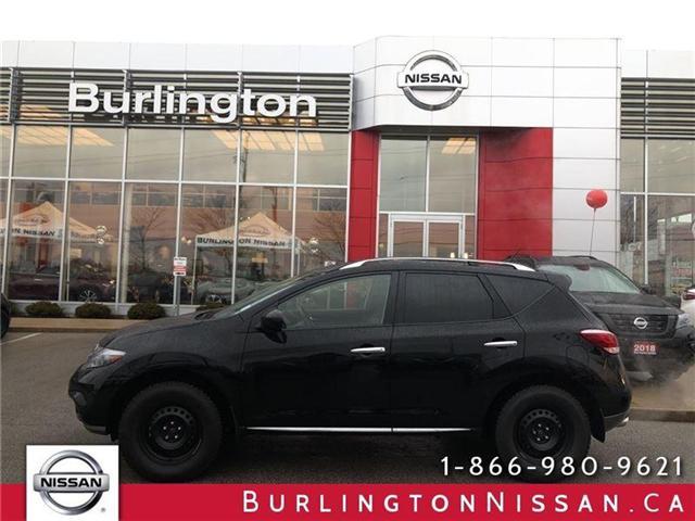 2014 Nissan Murano Platinum (Stk: W8540A) in Burlington - Image 1 of 20