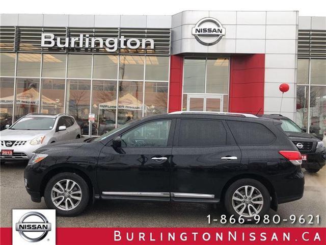 2016 Nissan Pathfinder SL (Stk: A6464) in Burlington - Image 1 of 18