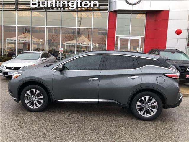2015 Nissan Murano SV (Stk: A6466) in Burlington - Image 2 of 20
