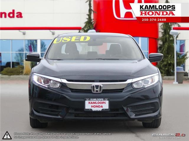 2016 Honda Civic EX (Stk: 13872U) in Kamloops - Image 2 of 25