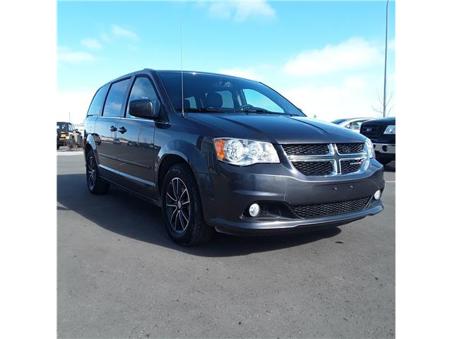 2017 Dodge Grand Caravan CVP/SXT (Stk: P217) in Brandon - Image 2 of 9