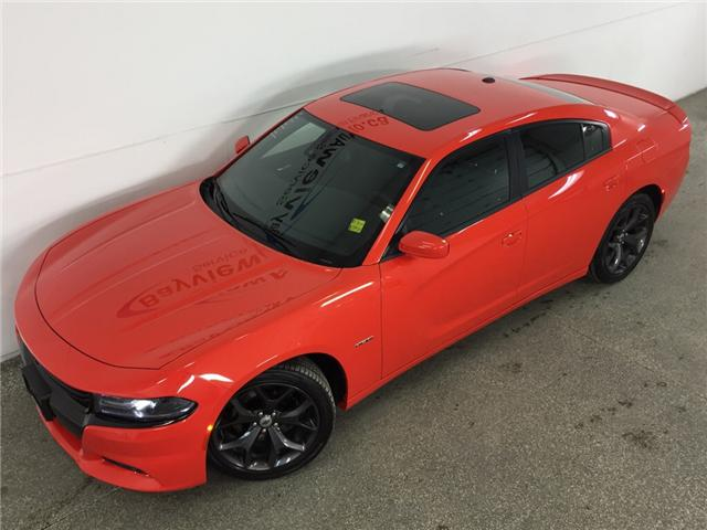 2017 Dodge CHARGER RT- HEMI|REM STRT|ROOF|LTHR|NAV|REV CAM|BSA|BEATS! (Stk: 32321W) in Belleville - Image 2 of 30