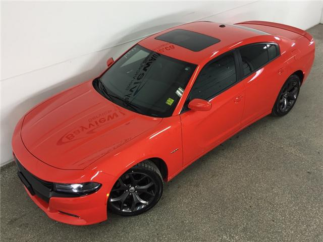 2017 Dodge CHARGER R/T- HEMI|REM STRT|ROOF|BSA|BEATS|NAV|ACC|LTHR! (Stk: 32355W) in Belleville - Image 2 of 28