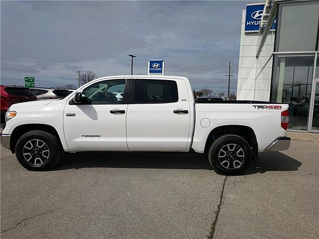 2017 Toyota Tundra SR5 Plus 5.7L V8 (Stk: 85011) in Goderich - Image 2 of 21