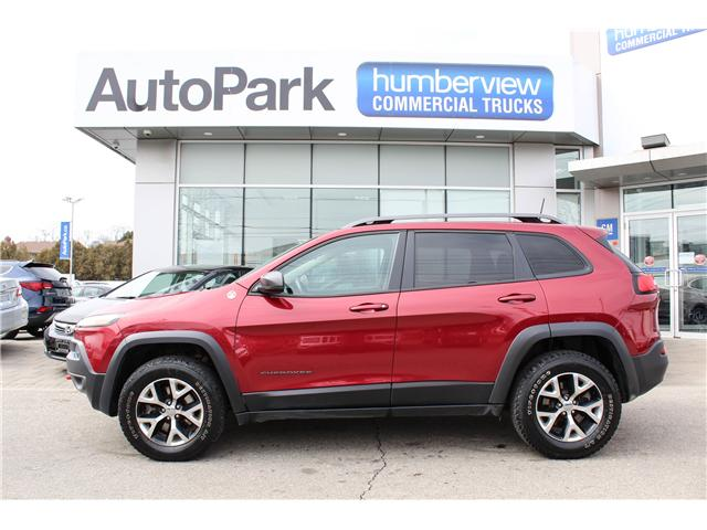 2016 Jeep Cherokee Trailhawk (Stk: ) in Mississauga - Image 2 of 28