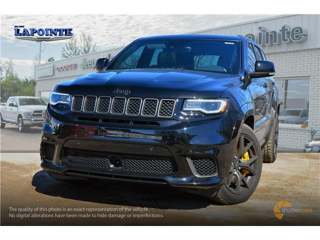 2018 Jeep Grand Cherokee Trackhawk (Stk: 18214) in Pembroke - Image 1 of 20