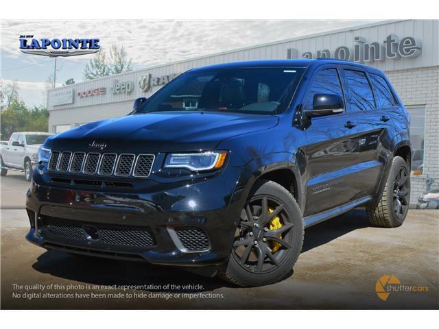 2018 Jeep Grand Cherokee Trackhawk (Stk: 18214) in Pembroke - Image 2 of 20