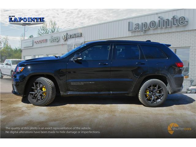 2018 Jeep Grand Cherokee Trackhawk (Stk: 18214) in Pembroke - Image 3 of 20