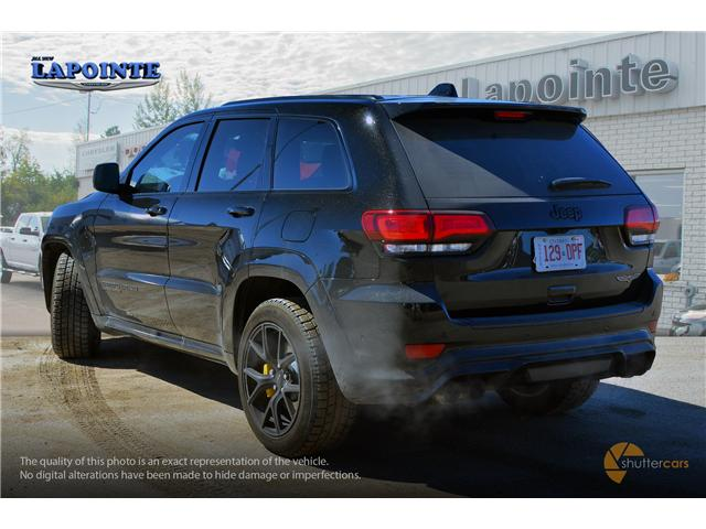 2018 Jeep Grand Cherokee Trackhawk (Stk: 18214) in Pembroke - Image 4 of 20