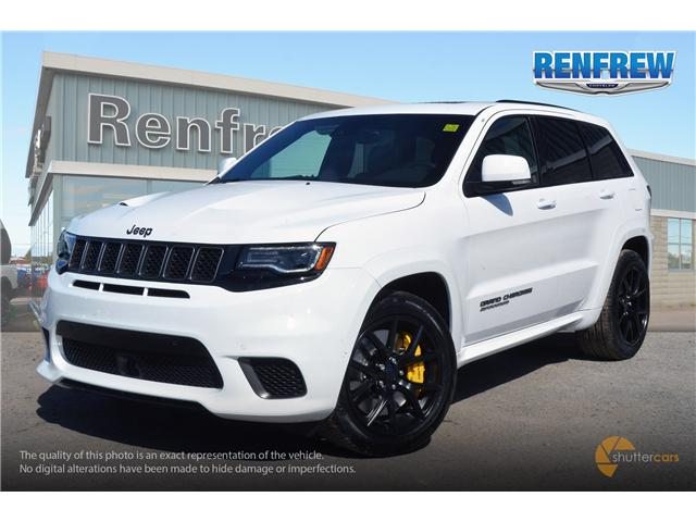 2018 Jeep Grand Cherokee Trackhawk (Stk: J132) in Renfrew - Image 2 of 20