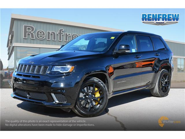 2018 Jeep Grand Cherokee Trackhawk (Stk: J133) in Renfrew - Image 2 of 20