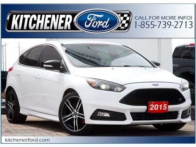 2015 Ford Focus ST Base (Stk: 144470) in Kitchener - Image 1 of 25