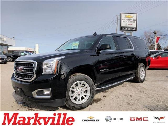 2017 GMC Yukon XL SLT-LEATHER-NAVI-ROOF-GM CERTIFIED PRE-OWNED (Stk: P6172) in Markham - Image 1 of 22