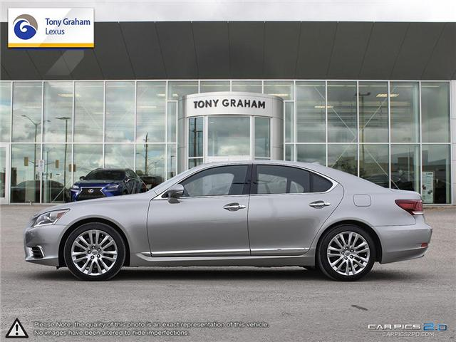 2015 Lexus LS 460 Base (Stk: Y3047) in Ottawa - Image 2 of 25