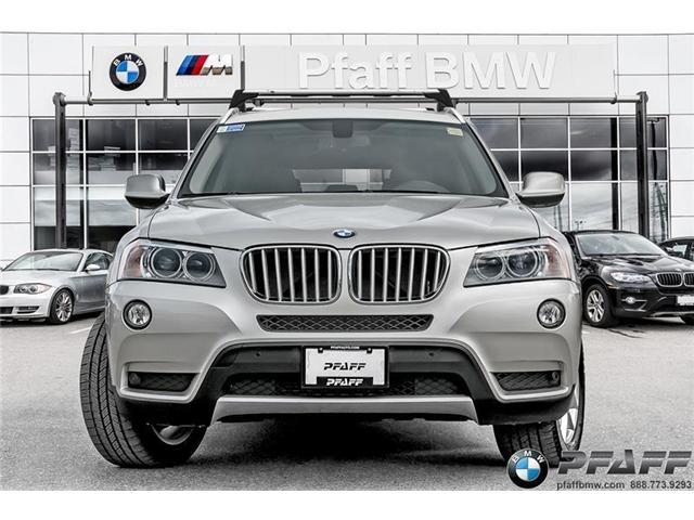 2014 BMW X3 xDrive28i (Stk: U4790) in Mississauga - Image 2 of 20