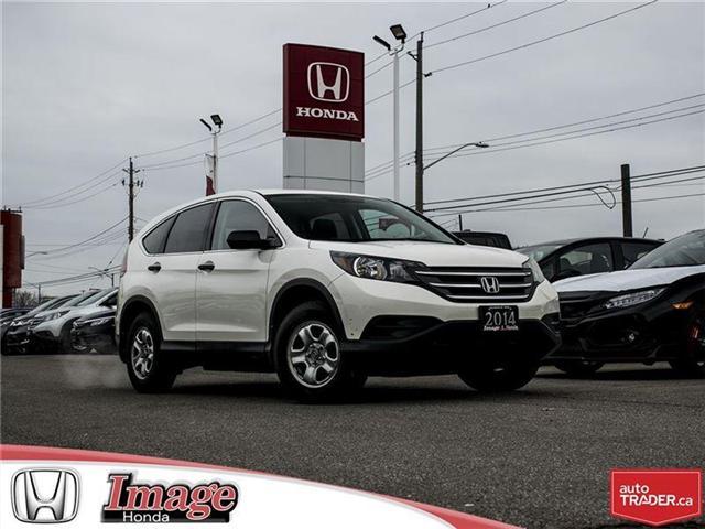2014 Honda CR-V LX (Stk: 8R194A) in Hamilton - Image 1 of 18