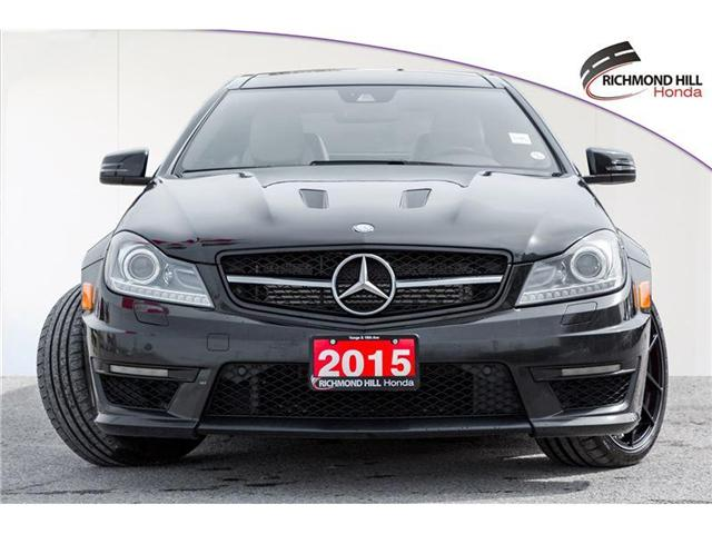 2015 Mercedes-Benz C-Class Base (Stk: 1951P) in Richmond Hill - Image 2 of 25