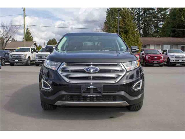 2018 Ford Edge SEL (Stk: 8ED4688) in Surrey - Image 2 of 28