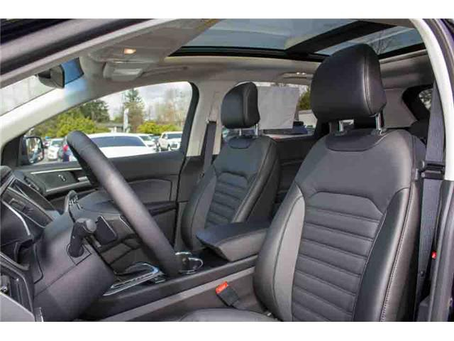 2018 Ford Edge SEL (Stk: 8ED4688) in Surrey - Image 10 of 28