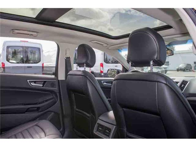 2018 Ford Edge SEL (Stk: 8ED4688) in Surrey - Image 13 of 28