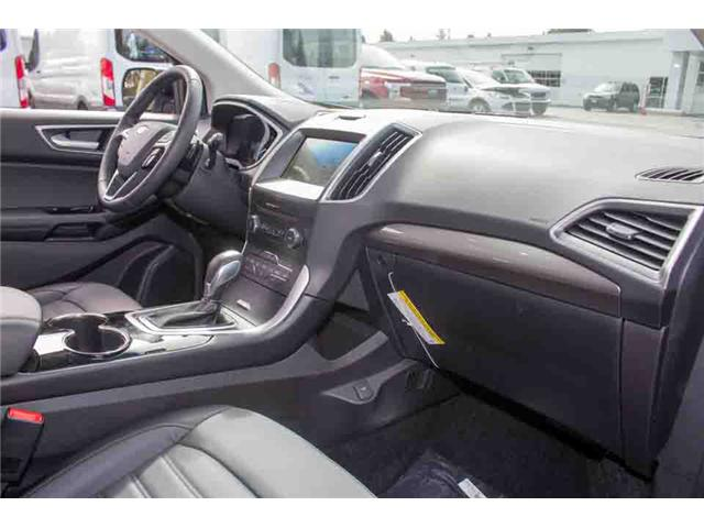2018 Ford Edge SEL (Stk: 8ED4688) in Surrey - Image 17 of 28