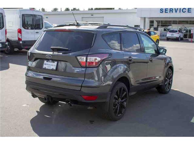 2018 Ford Escape Titanium (Stk: 8ES7475) in Surrey - Image 7 of 30