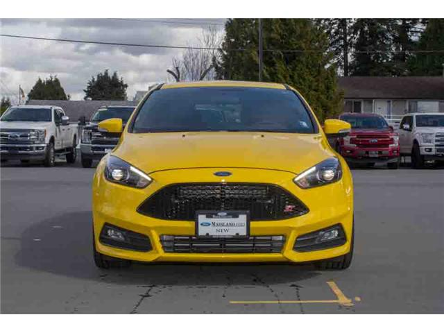 2018 Ford Focus ST Base (Stk: 8FO8913) in Surrey - Image 2 of 30
