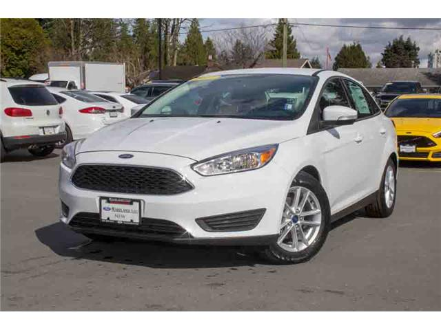 2017 Ford Focus SE (Stk: 7FO1086) in Surrey - Image 3 of 29