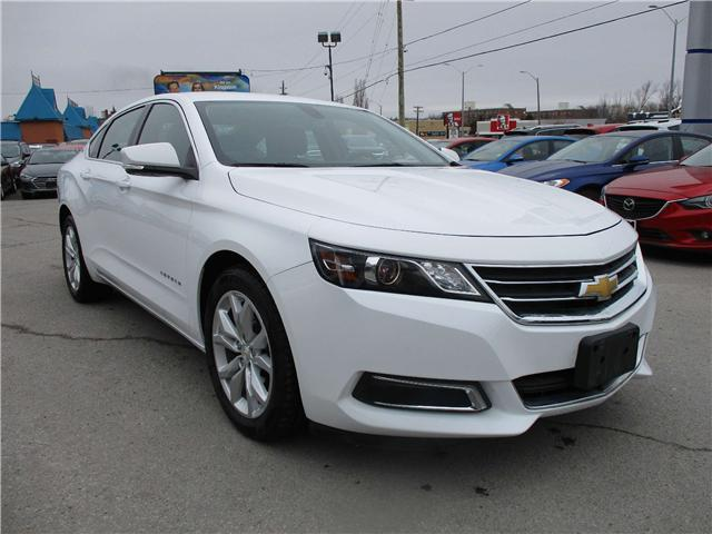 2017 Chevrolet Impala 1LT (Stk: 180352) in North Bay - Image 2 of 12