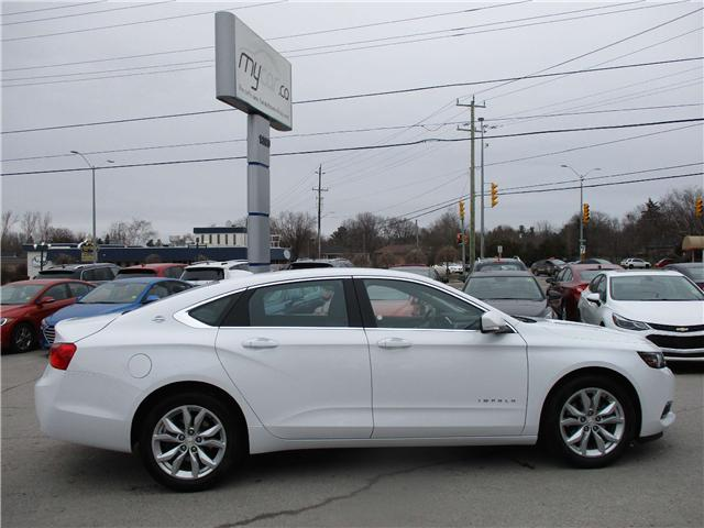 2017 Chevrolet Impala 1LT (Stk: 180352) in Kingston - Image 2 of 12