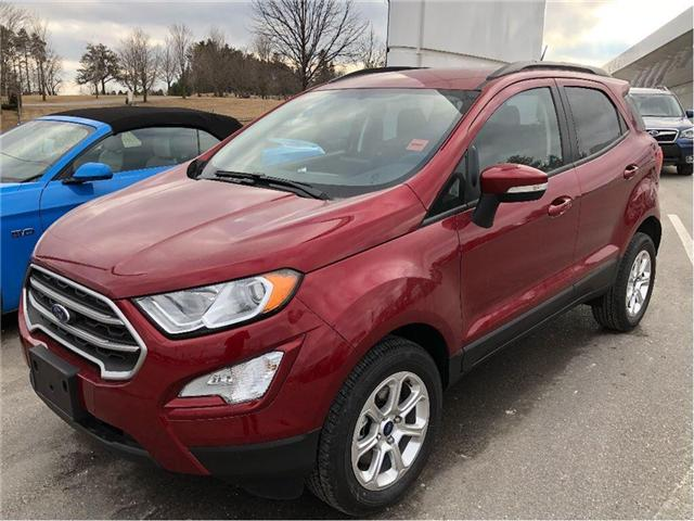 2018 Ford EcoSport SE (Stk: IEC8094) in Uxbridge - Image 1 of 5