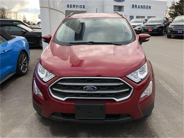 2018 Ford EcoSport SE (Stk: IEC8094) in Uxbridge - Image 2 of 5