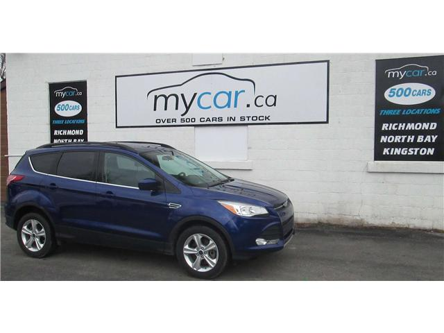 2015 Ford Escape SE (Stk: 180291) in North Bay - Image 2 of 13