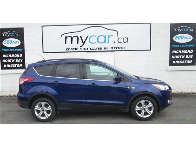 2015 Ford Escape SE (Stk: 180291) in North Bay - Image 1 of 13