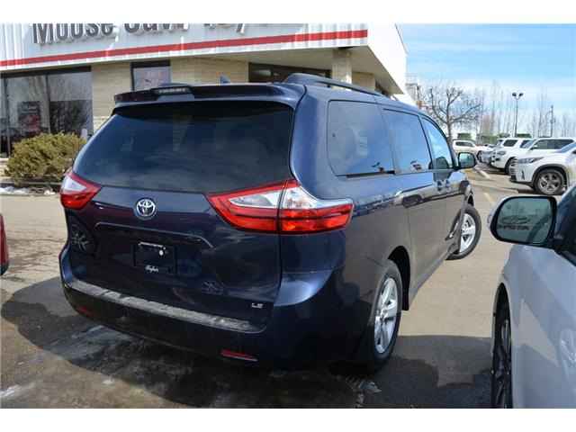 2018 Toyota Sienna LE 8-Passenger (Stk: 189094) in Moose Jaw - Image 6 of 46