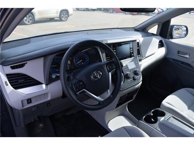 2018 Toyota Sienna LE 8-Passenger (Stk: 189094) in Moose Jaw - Image 10 of 46